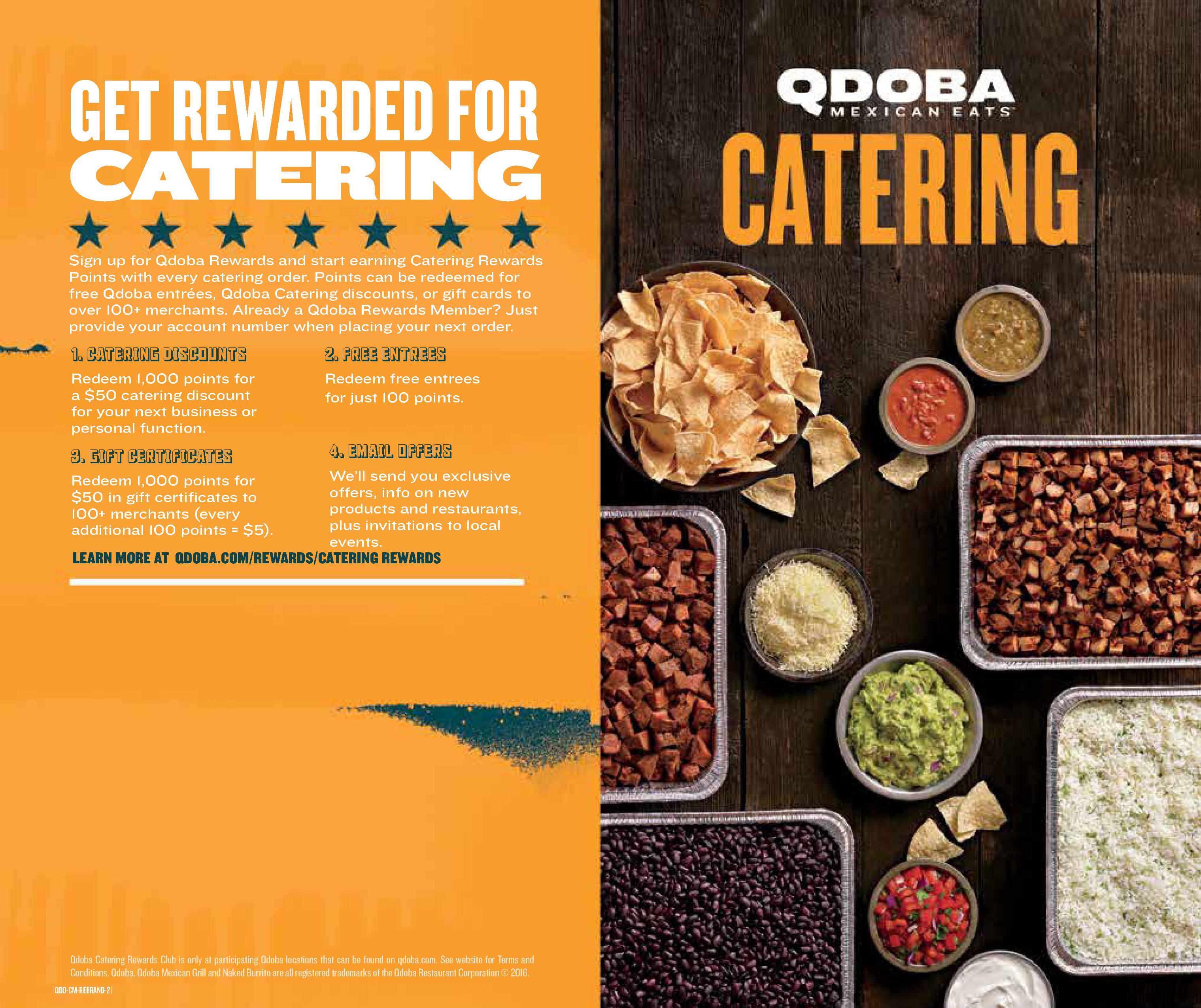 CaterDMV - A Brand New Experience in Catering | Qdoba MenuCaterDMV ...